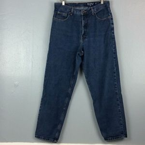 Eddie Bauer Loose Button Fly Womens Jeans Sz 14P